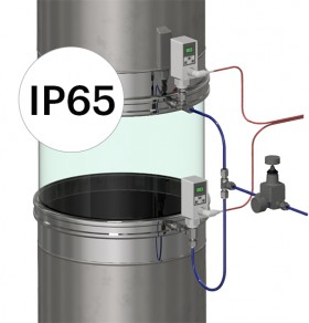 BFM Pneumatic Monitoring System - IP65