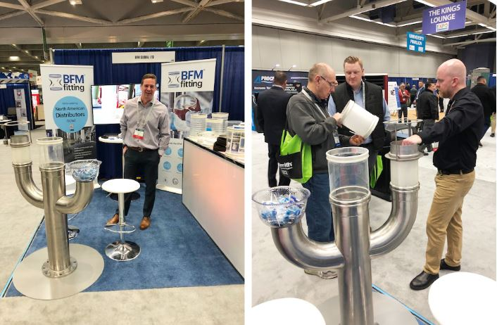 BFM® fitting on show